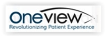 OneView is a new product for the UCSF Mission Bay facility.  It's an information and entertainment system in patient rooms, allowing them to receive information about their care, treatment team, and even select meals from menus from the dietary system.